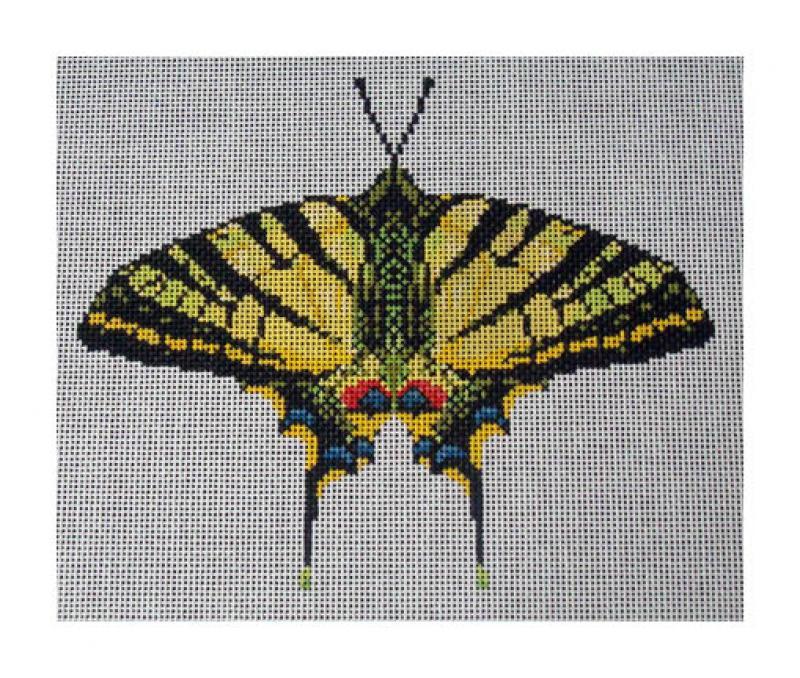 DH3621 - Yellow Swallowtail