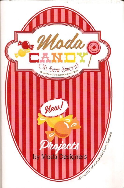 Moda - Candy Booklet - PSMC
