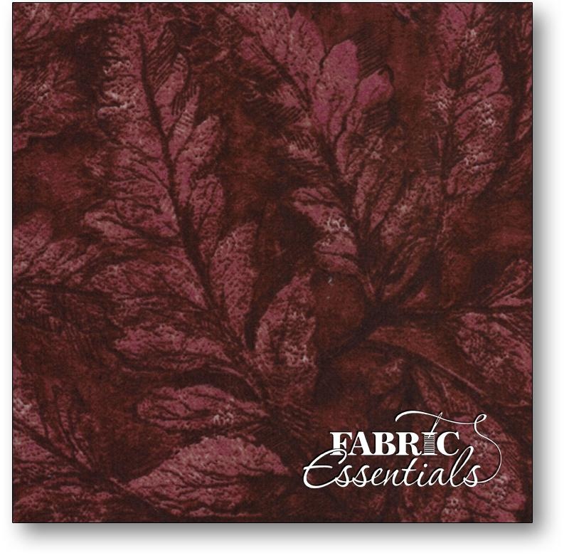Timeless Treasures - Bella Verona - jt-c8587-merlot - Two pieces, totalling 3 Yds 9in