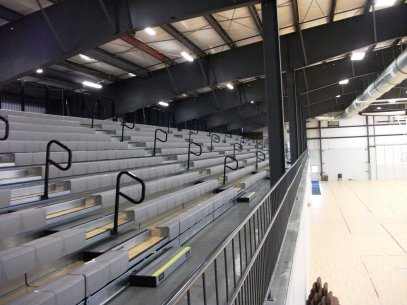 Events Center Seating