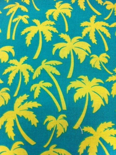 Go Back > Gallery For > Palm Tree Pattern Fabric