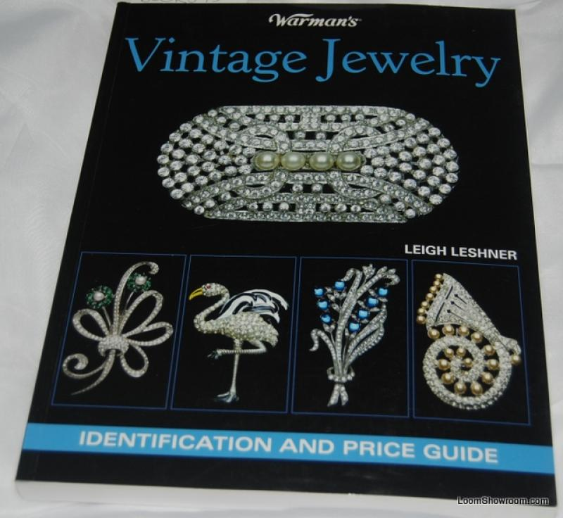 Book375 warman 39 s vintage jewelry by leigh leshner antique for Vintage costume jewelry websites