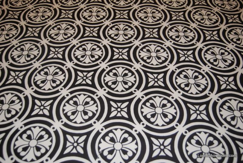 Pattern Black and ...