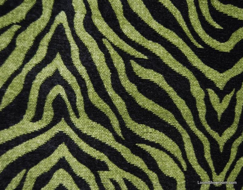 Zebra Tiger Stripe Wild Thing Lime Green Amp Black Heavy