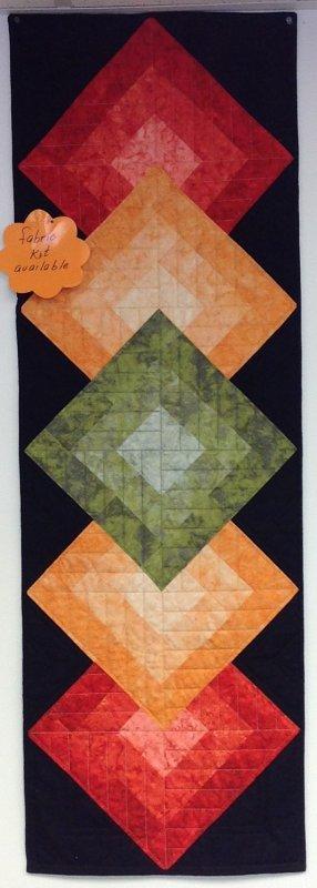 Diamonds in the Sky by Karen Combs Studio - Fabric Kit : KCS-DS-Kit