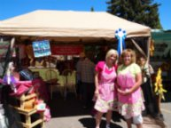 2012 Craft Fair Booth Winners