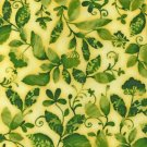 ETJ-11557-195 BRIGHT green leaves
