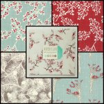 Winters Lane Collection from Kate and Birdie Paper Co by Moda
