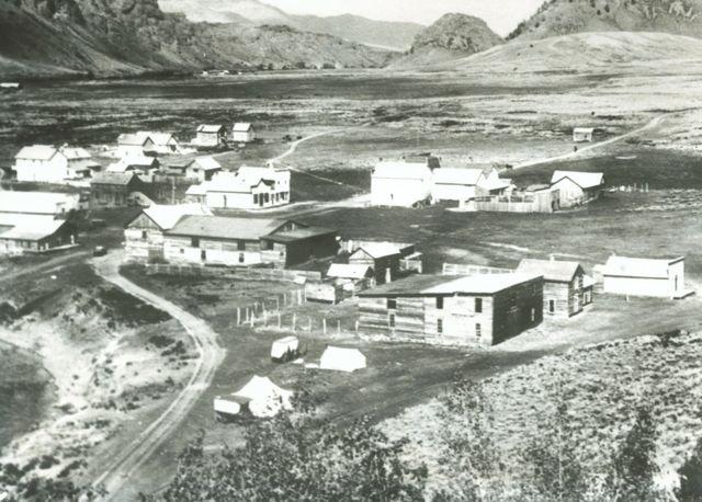 Hot Sulphur Springs, Colorado - 1890