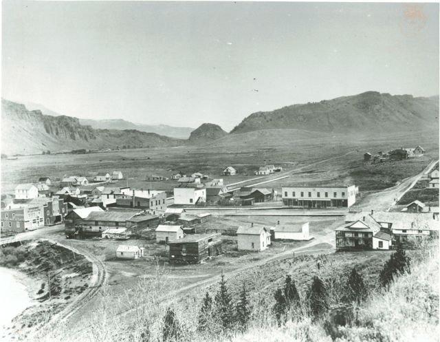 Hot Sulphur Springs, Colorado - 1907