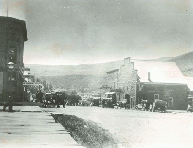 Hot Sulphur Springs, Colorado - 1905