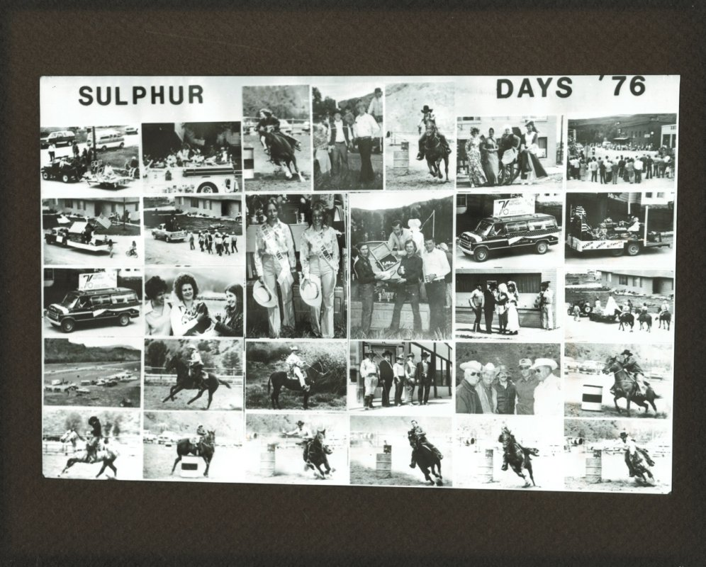 Sulphur Days 1976 - Hot Suphur Springs, Colorado