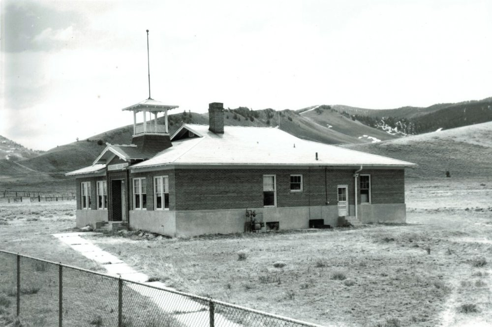 Old School House - Hot Sulphur Springs, Colorado