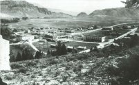 Hot Sulphur Springs Panorama - 1940