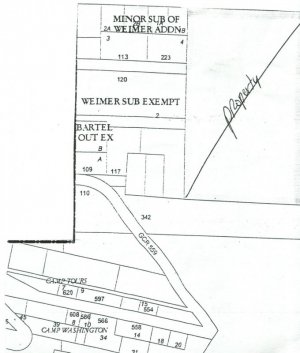 Hot Sulphur Springs Zoning Map Insert
