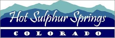 Hot Sulphur Springs, Grand County, Colorado logo