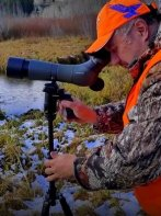 Carbon Fiber tripods for hunting and birding
