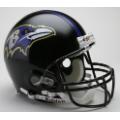 Baltimore Ravens Riddell Full Size Authentic Football Helmet