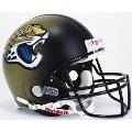 Jacksonville Jaguars Riddell Full Size Authentic Football Helmet