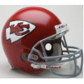 Kansas City Chiefs Throwback 63-73 Riddell Full Size Authentic Football Helmet