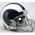 LA Rams Throwback 65-72 Riddell Full Size Authentic Football Helmet
