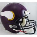 Minnesota Vikings Throwback 83-01 Riddell Full Size Authentic Football Helmet
