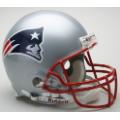 New England Patriots Riddell Full Size Authentic Football Helmet