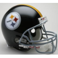 Pittsburgh Steelers Throwback 63-76 Riddell Full Size Authentic Football Helmet