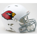 Arizona Cardinals Riddell Revolution Full Size Authentic Football Helmet