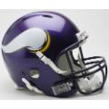 Minnesota Vikings Riddell Revolution Full Size Authentic Football Helmet