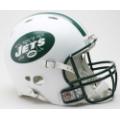 New York Jets Riddell Revolution Full Size Authentic Football Helmet
