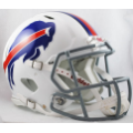 Buffalo Bills Riddell Revolution Speed Full Size Authentic Football Helmet