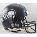 Seattle Seahawks Riddell Full Size Authentic Football Helmet