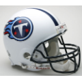 Tennessee Titans Riddell Full Size Authentic Football Helmet