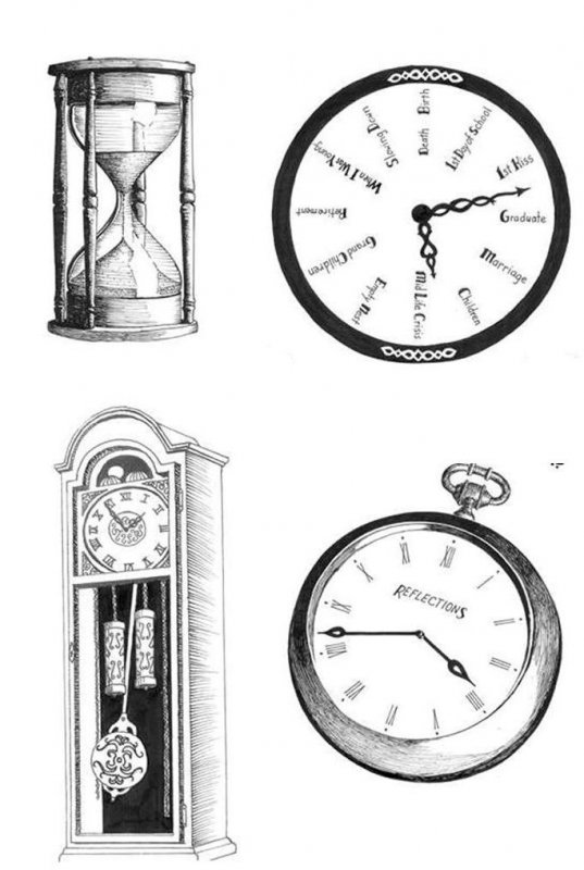 Time on your Side set of 4