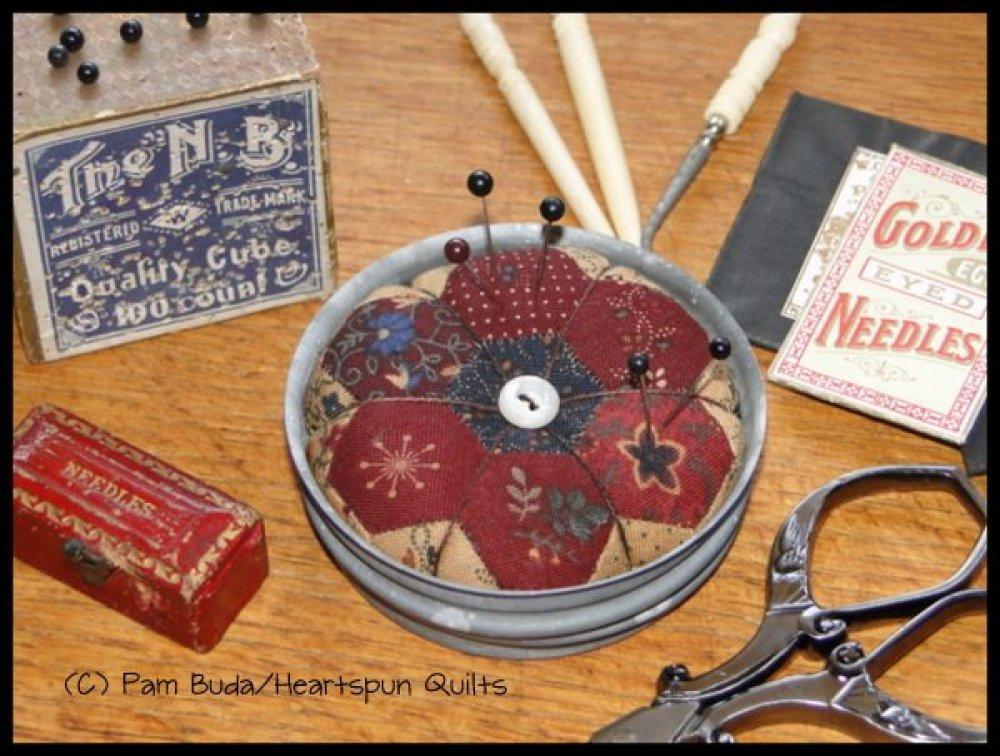 Blooming Hexagon Pincushion Kit