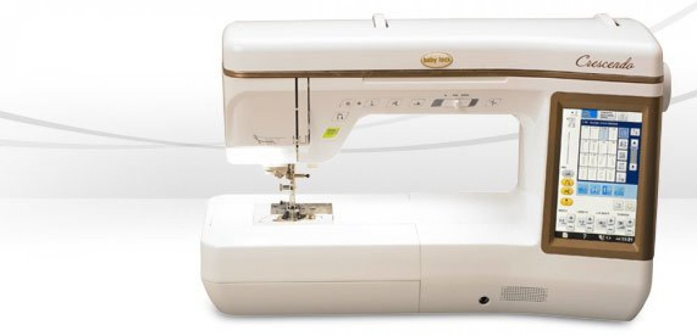 newest babylock embroidery machine