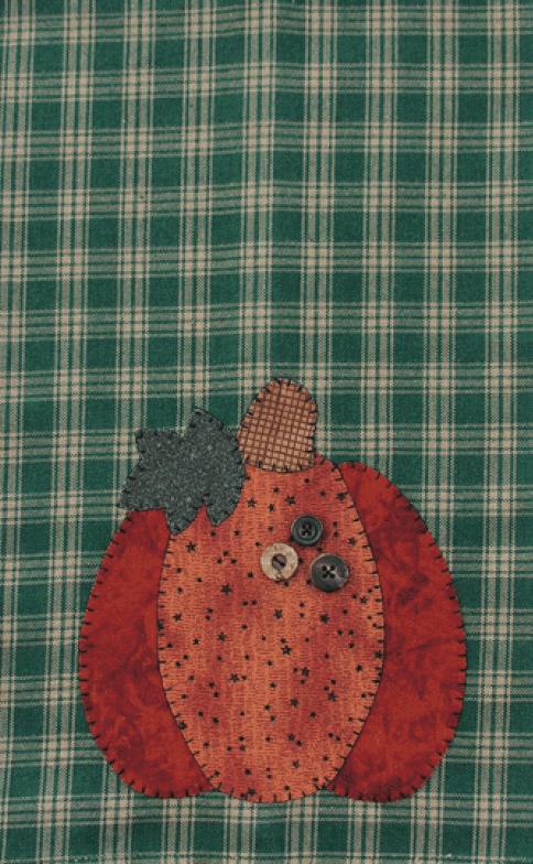 P05 Pumpkin Patternlet