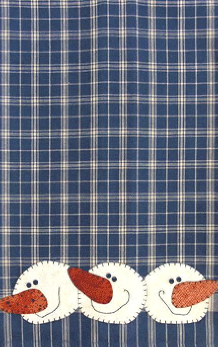 P10 Snowballs Patternlet