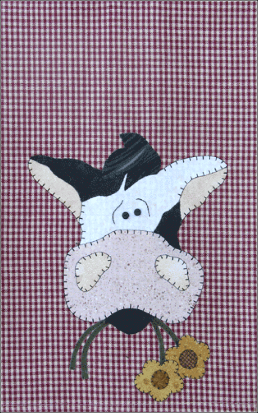 P12 Cow Patternlet