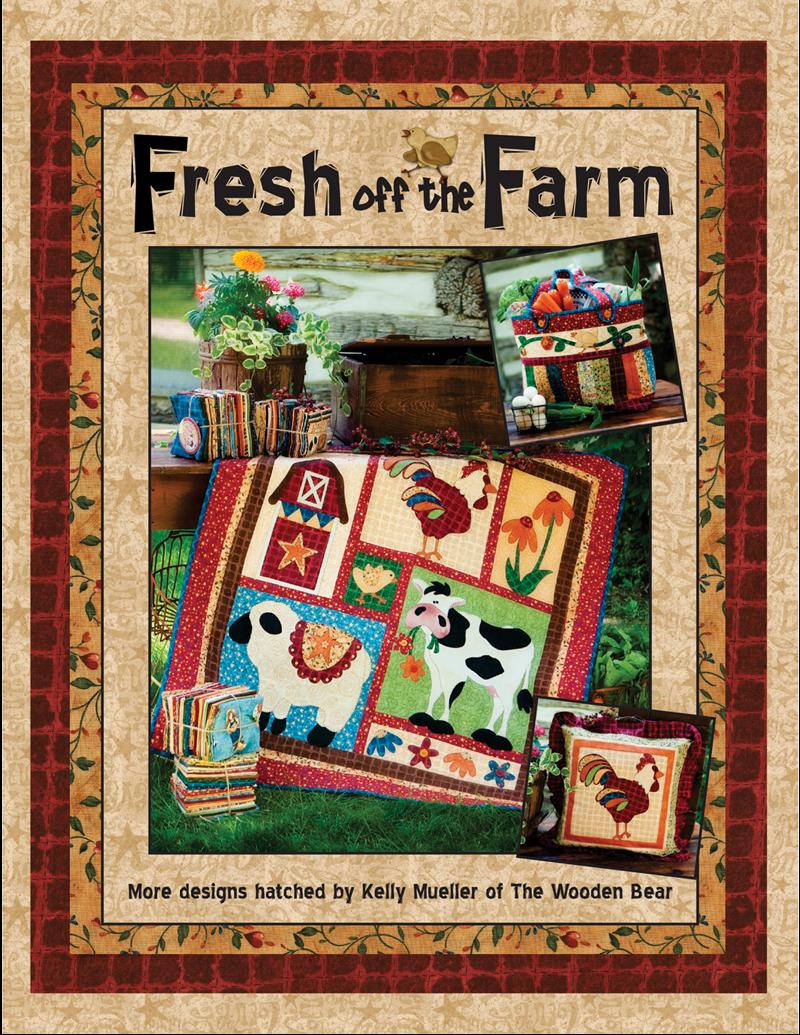 B02 Fresh off the Farm Book