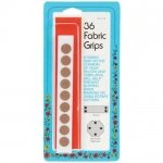 Fabric Grips Sandpaper Dots