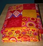 Fabric Kits - Whimiscal Pink, Yellow and Orange