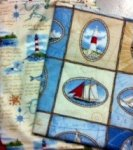 Fabric Kits - Nautical Views