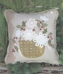 Frost Flowers Pillow
