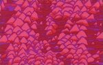 Brandon Mably Shell Scape  BM-14-RED