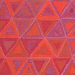 Brandon Mably-Beaded Tents-BM20-RED