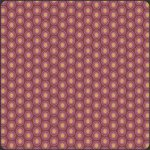 Art Gallery Fabrics - Oval Elements - AGQ-OE-906-CHOCOLATE CHERRY