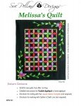 Sue Pelland Designs-Melissa's Quilt
