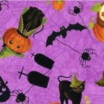 Wilmington Prints-Happy Haunting-WF-86279-698